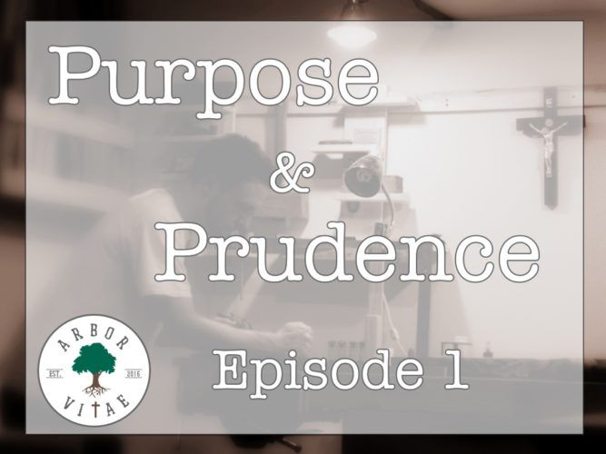 Episode 1: Purpose and Prudence
