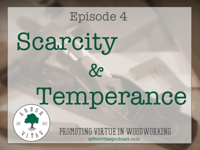 Episode 4: Scarcity and Temperance
