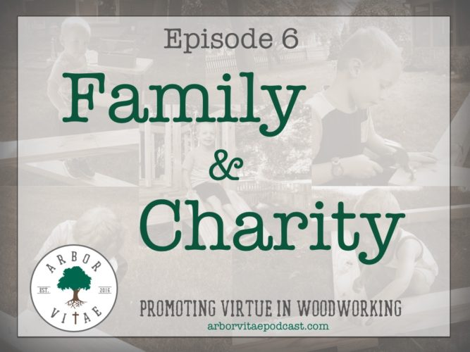 Episode 6: Family and Charity